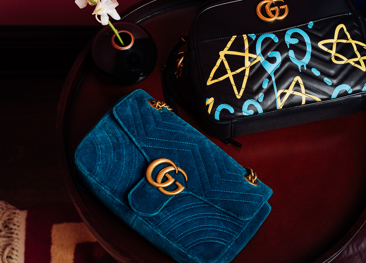 be7adc9d6c5467 Gucci Marmont Is the Collection Your Fall Wardrobe Needs - PurseBlog