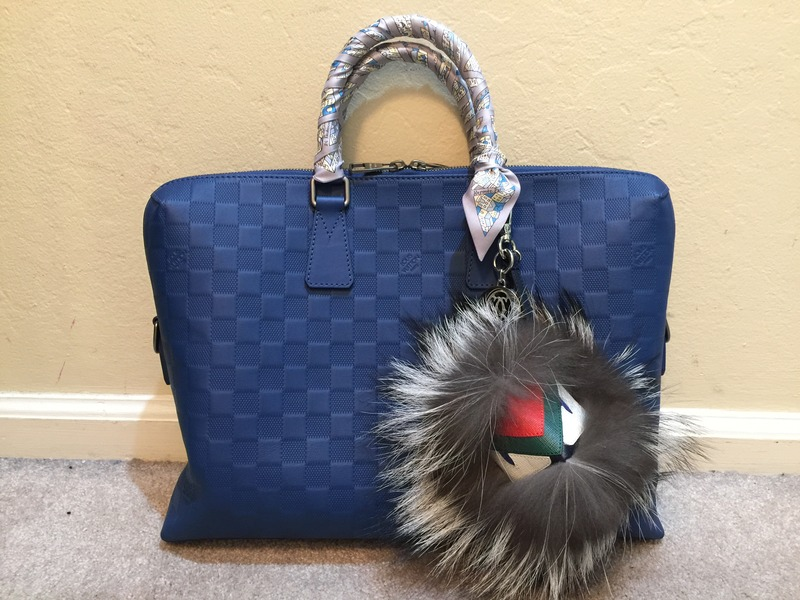 tPF Member: Nvs03lex Bag: Louis Vuitton Porte-Documents Jour Shop: $2,570 via Louis Vuitton