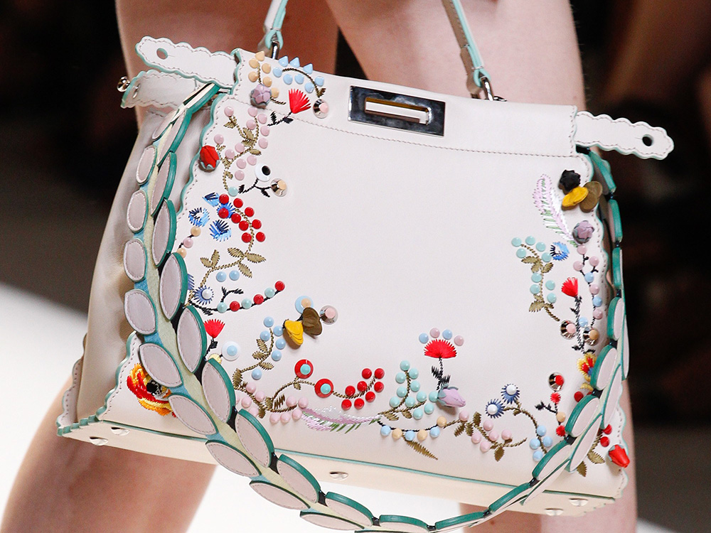 Meet the Purses Were Trend on the Runways of Milan
