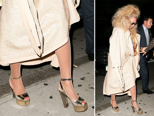 Check Out All the Fab Shoes from Beyoncé's 'Soul Train'-Themed Birthday Party