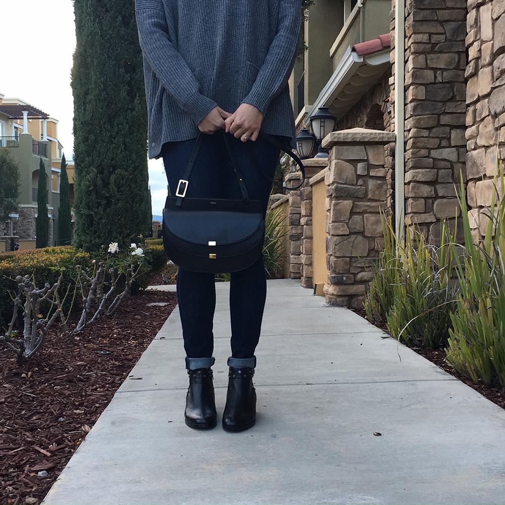 tPF Member: BunnyFooFoo Bag: Chloé Georgia Shoulder Bag  Shop: $1,090 via Net-a-Porter