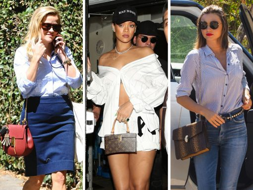 Celebs Mix It Up This Week with Interesting Picks from Dior, Bulgari, Valextra, & Louis Vuitton