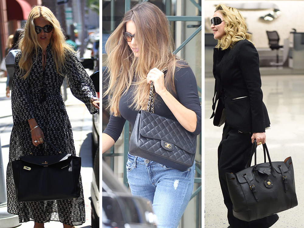c61fb6fb9df8 Celebs Take to the Skies with Old Favorites from Chanel