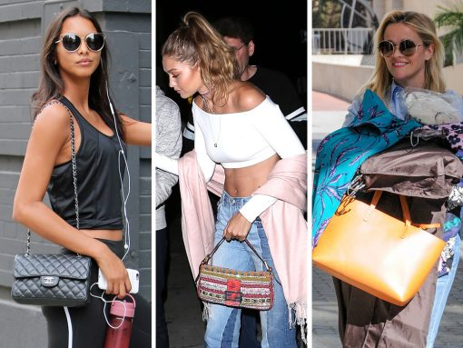 Logos Forever: Supermodels and Star Athletes Can't Get Enough of Gucci, Louis Vuitton, & More