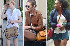 All the World's It Girls Are Feeling New Bags from Fendi and Miu Miu