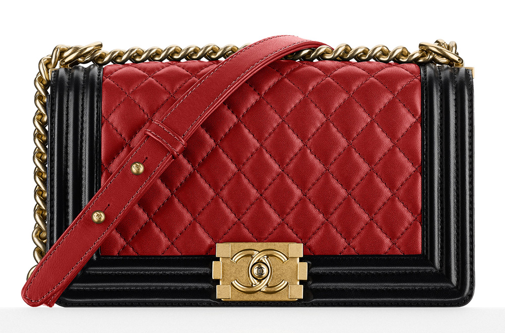 af7689779d35 Check Out 59 of Chanel's Beautiful Fall 2016 Bags, Complete with ...