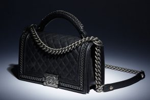 A Look at the Chanel Boy Bag with Handle