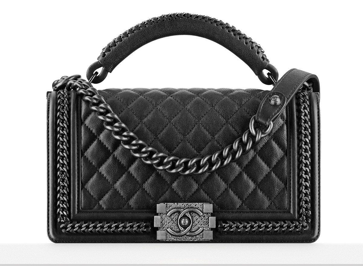 chanel-boy-bag-with-handle-black-and-ruthenium-hardware