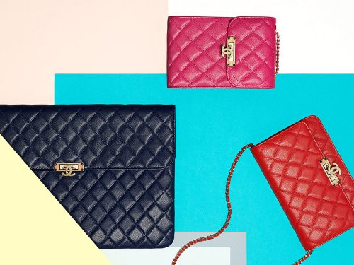 Check Out Pictures and Prices for Over Two Dozen of Chanel's Fall 2016 Wallets, WOCs and Leather Accessories