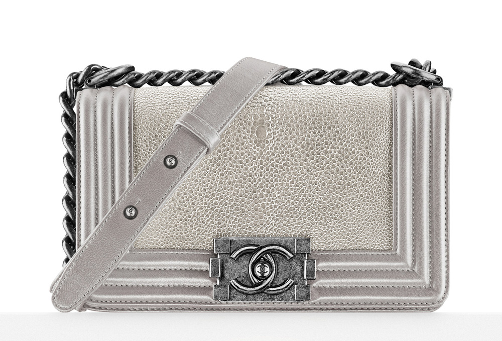 0b9c09ee5d06 Check Out 59 of Chanel's Beautiful Fall 2016 Bags, Complete with ...
