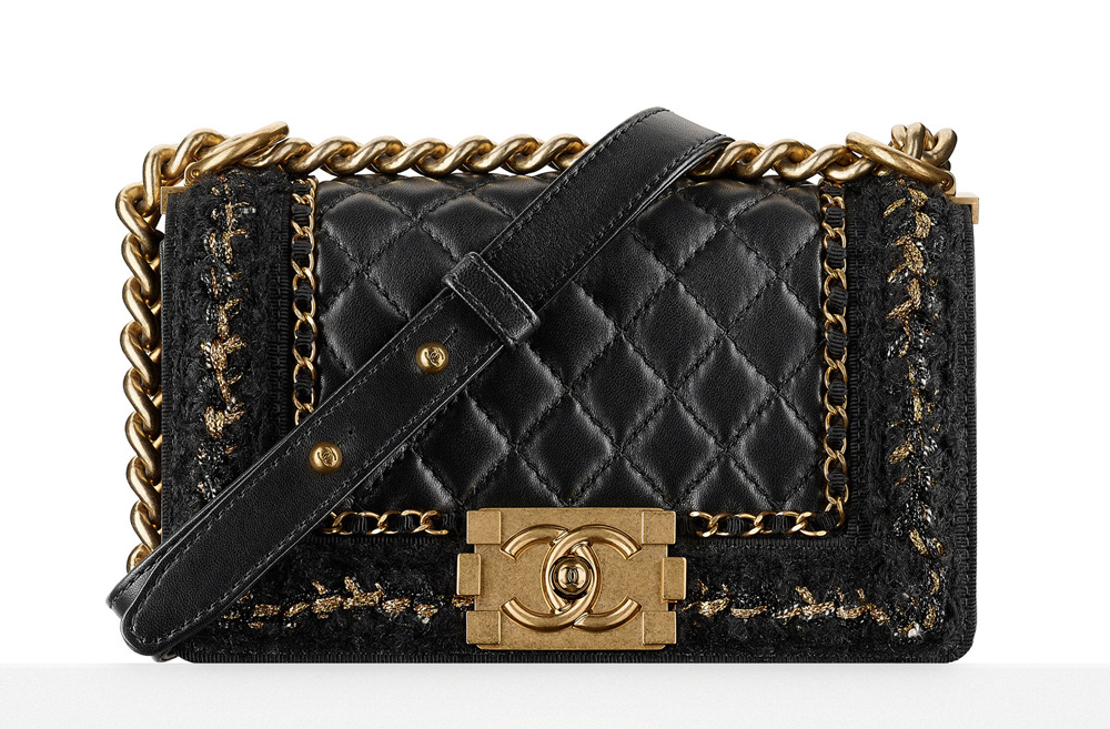 c7b53e1f9e00 Check Out 59 of Chanel's Beautiful Fall 2016 Bags, Complete with ...