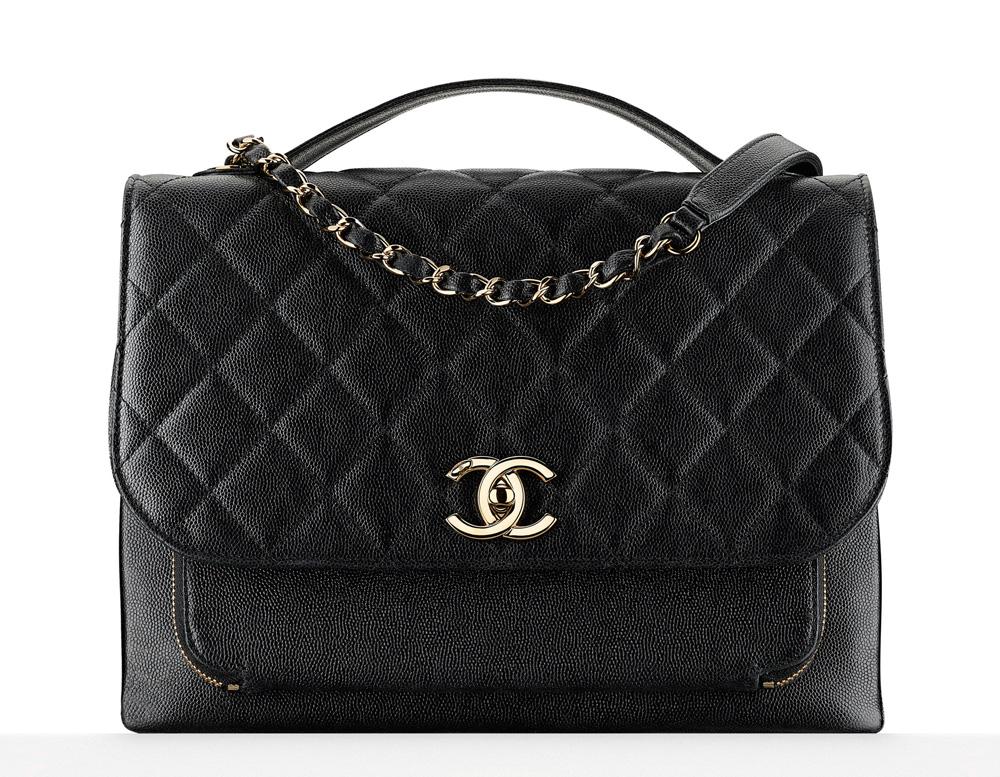 chanel-top-handle-flap-bag-3500 - PurseBlog 084772669c6a6