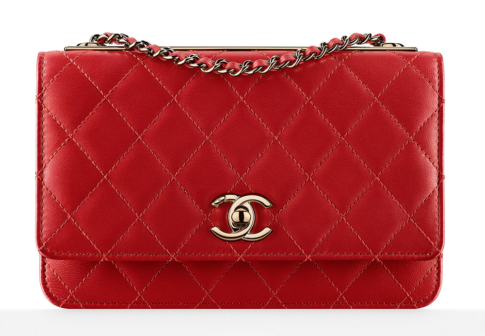 dd32608e25b4cc Check Out Pictures and Prices for Over Two Dozen of Chanel's Fall ...