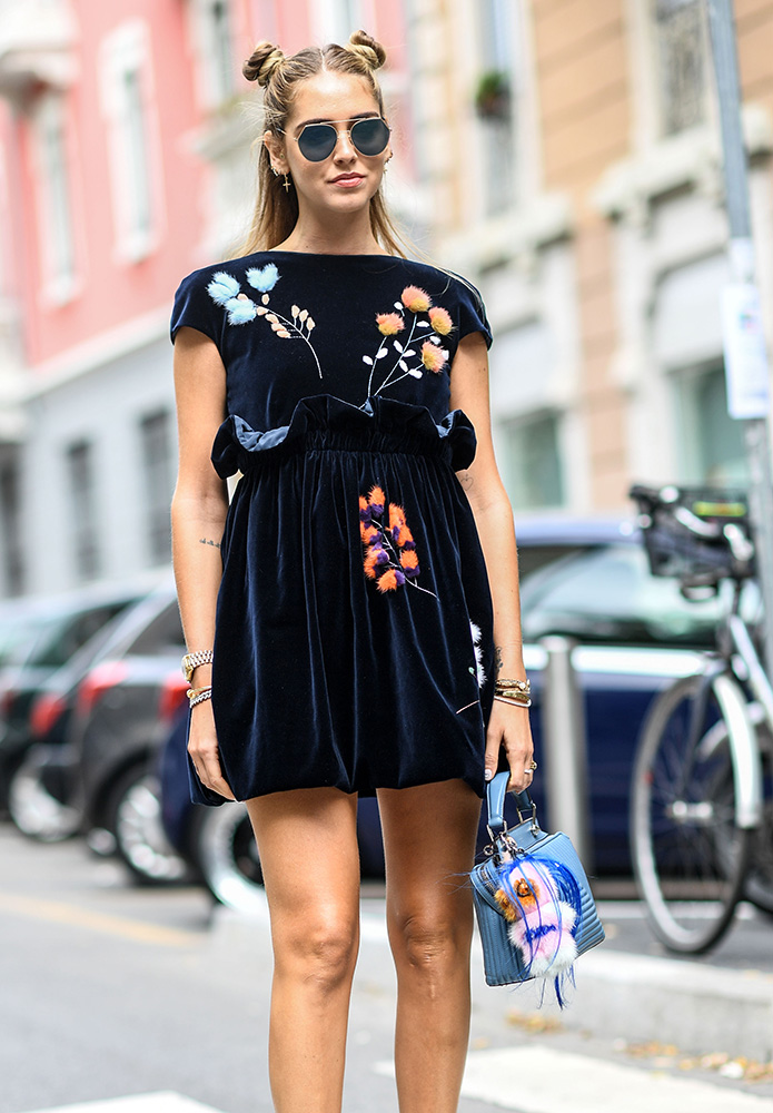 6af1ecc9b9c0 The Best Celebrity Bag Looks of Milan Fashion Week Spring 2017 ...