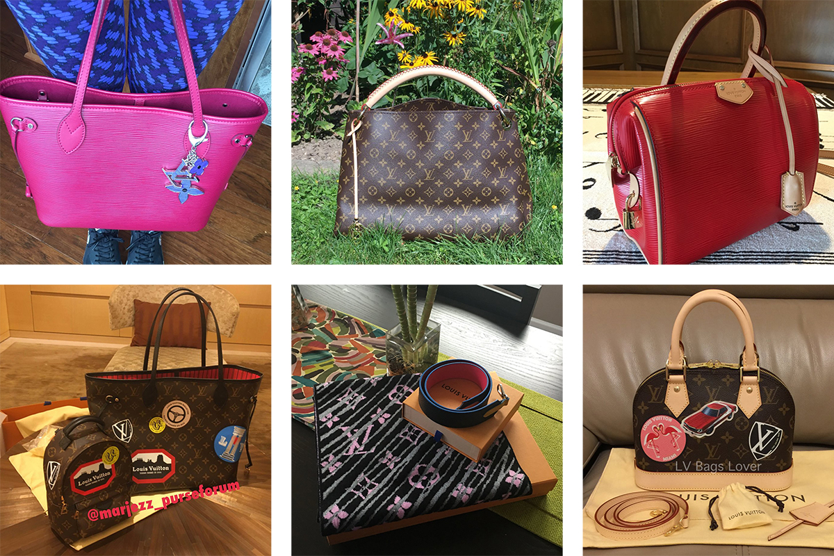 e354175a0873 15 Sensational September Louis Vuitton Purchases Shared By Our PurseForum  Members