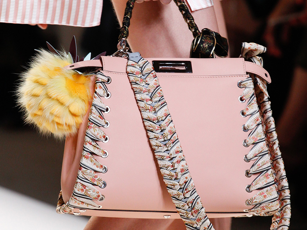 2d0047797187 Fendi s Lovely Spring 2017 Bags Bring Softness to the Brand s Abundant  Accessories