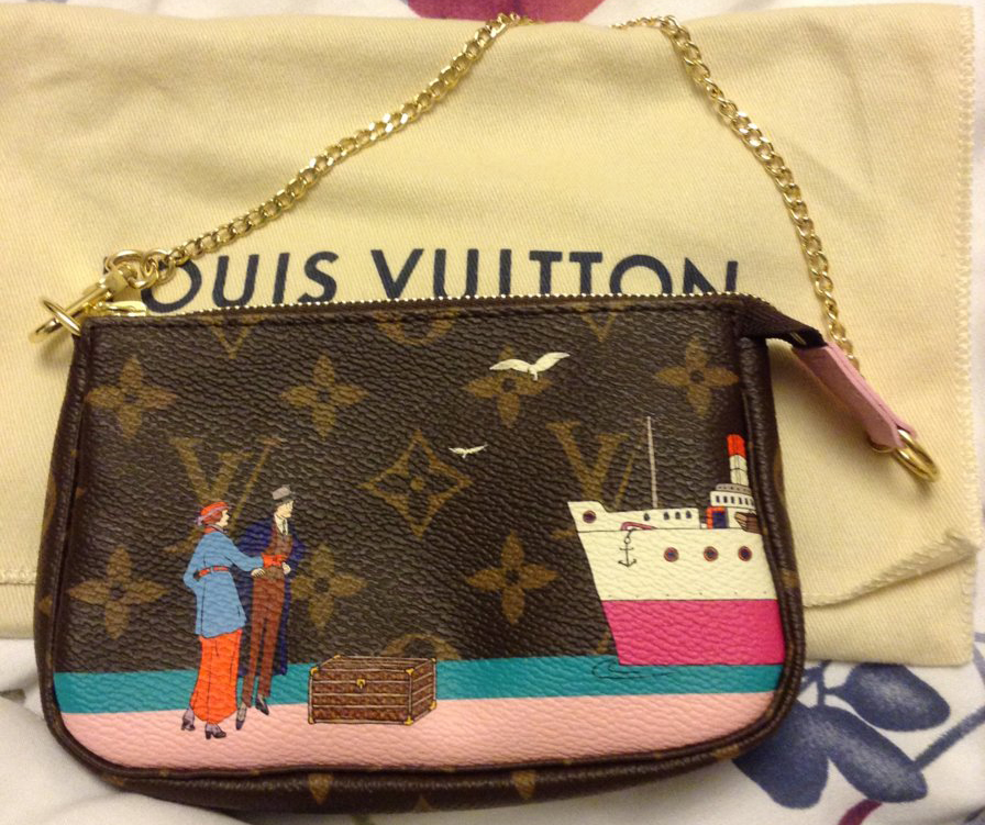 tPF Member: Fi7 Bag: Louis Vuitton Mini Pochette Accessoires Shop: $365 via Louis Vuitton