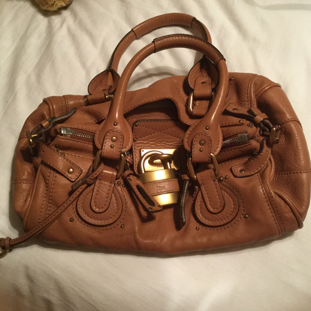 tPF Member: Hatfield Bag: Chloé Medium Paddington Bag  Shop: $1,295 via ShopBop