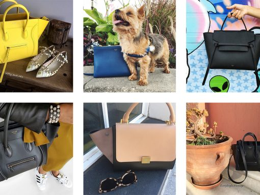Céline Dreams: A Look at Some of the Most Covetable Bags on Instagram