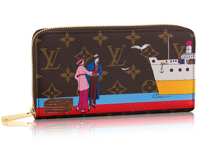 a13b6aca12d0 A Look at Louis Vuitton s New Christmas Animation Print for 2016 ...