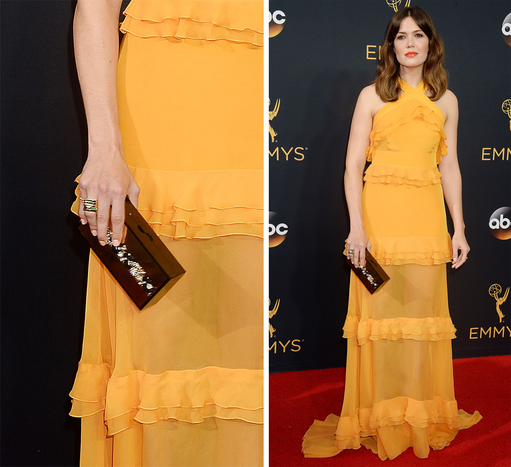 mandy-moore-jimmy-choo-box-clutch
