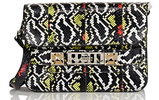 Proenza-Schouler-PS11-Snakeskin-Bag