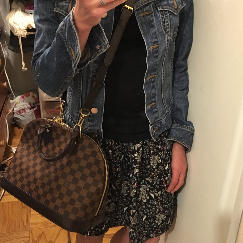 tPF Member: Squirrel75 Bag: Louis Vuitton Alma PM Bag Shop: $1,500 via Louis Vuitton