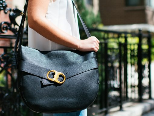 The Tory Burch Gemini Link Collection is Not Just Pretty–It's Also Personal for the Designer