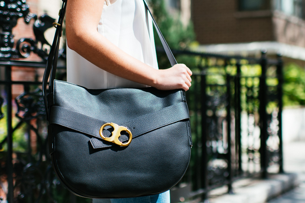 96512a31b93e The Tory Burch Gemini Link Collection is Not Just Pretty-It s Also Personal  for the Designer - PurseBlog