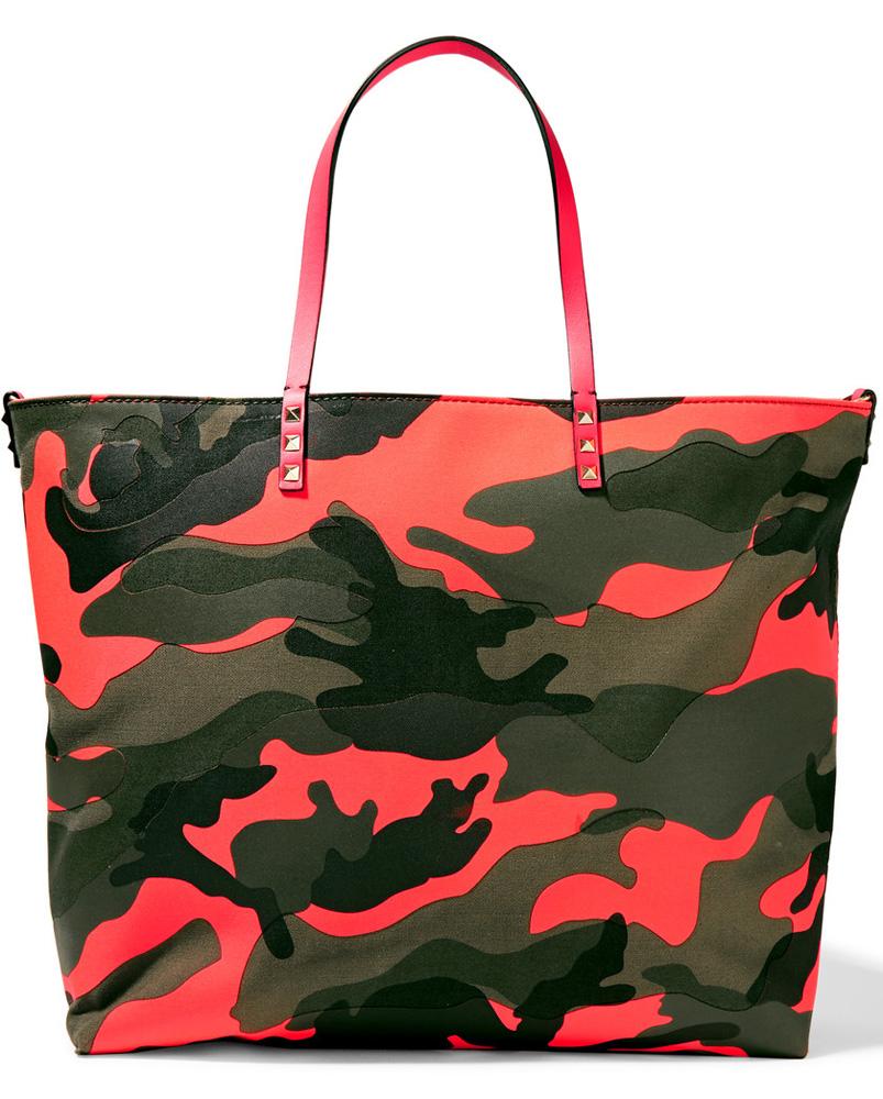 valentino-rockstud-camouflage-tote