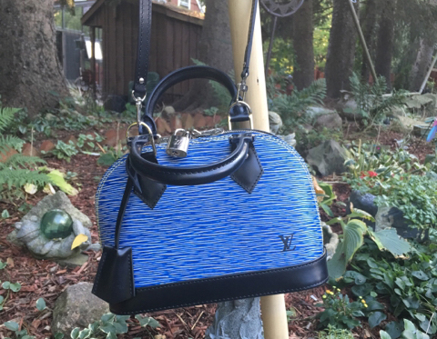 tPF Member: Venessa84 Bag: Louis Vuitton Nano Alma Bag Shop: $1,240 via Louis Vuitton