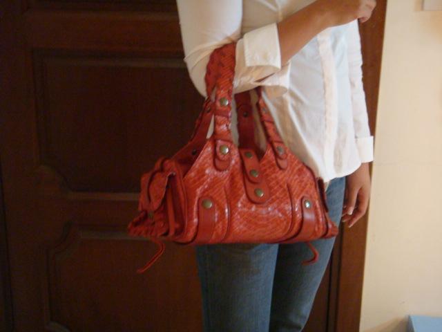 tPF Member: Abi319 Bag: Chloé Python Silverado Bag Shop: Similar styles via Bluefly