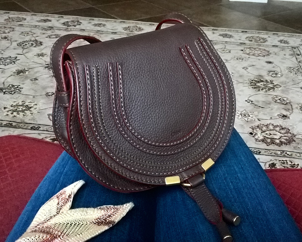 tPF Member: Bh4me Bag: Chloé Marcie Crossbody Bag  Shop: $795 via Neiman Marcus