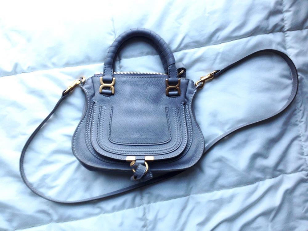 tPF Member: Dinoxo Bag: Chloè Marcie Mini Bag  Shop: $1,795 via FWRD