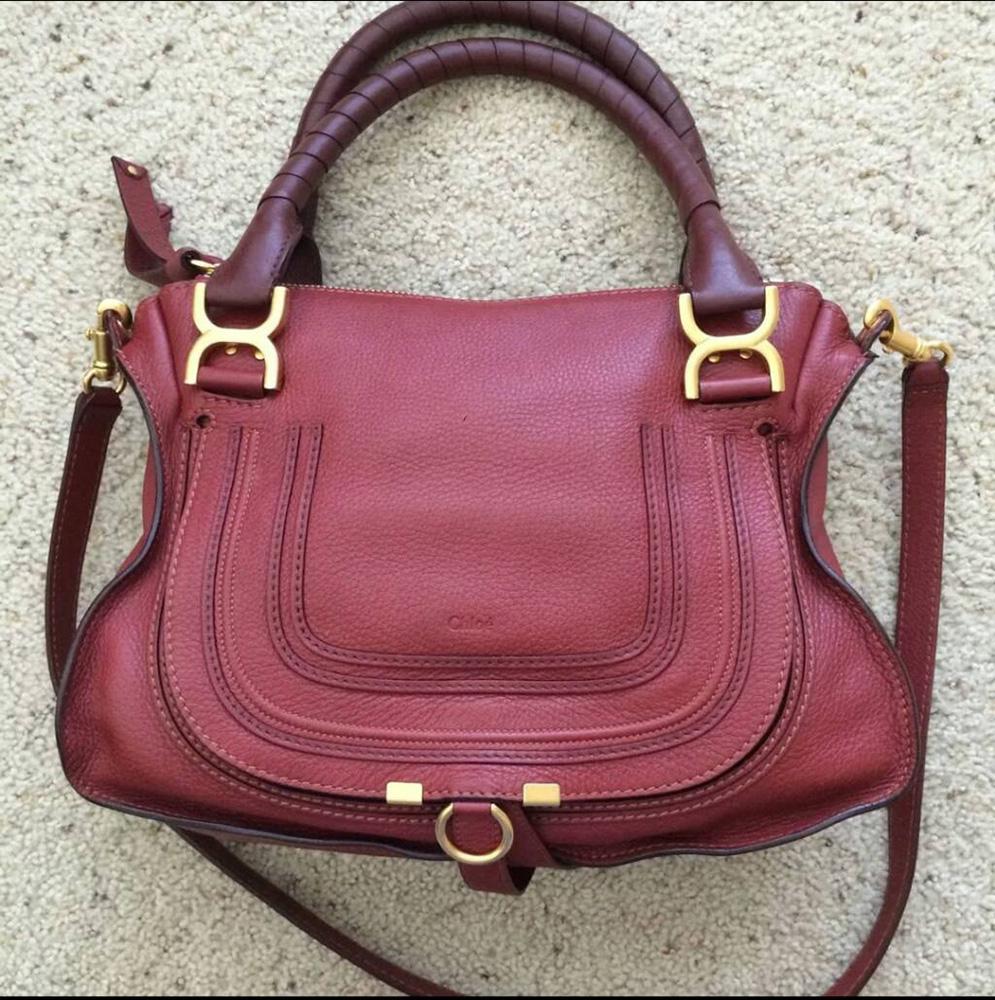 tPF Member: Leavery  Bag: Chloé Marcie Medium Bag  Shop: $1,990 via Neiman Marcus
