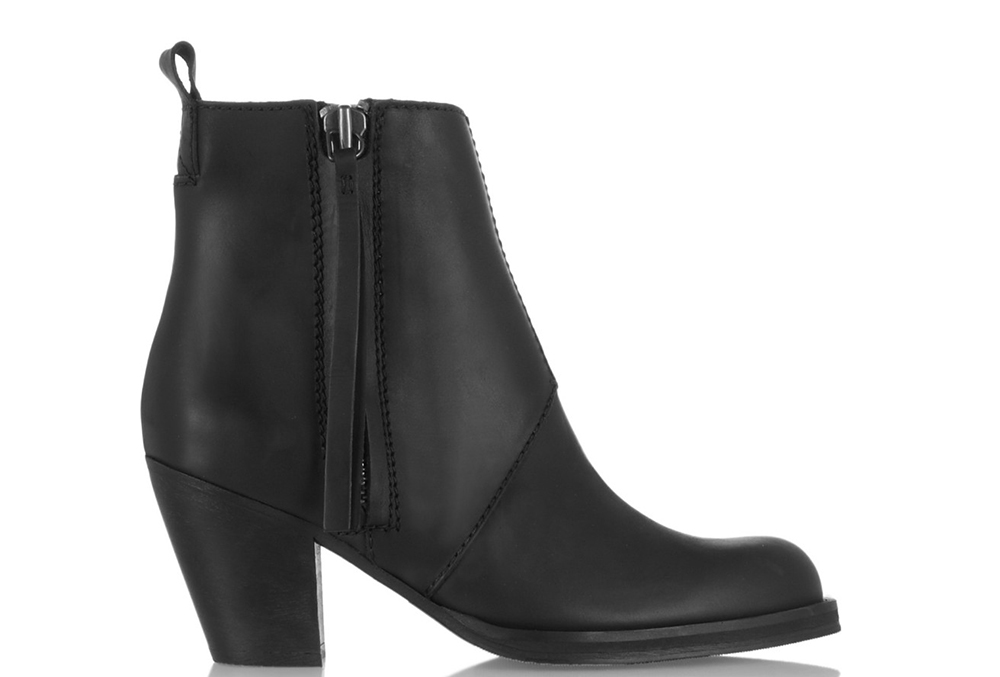 acne-studios-the-pistol-leather-ankle-boots