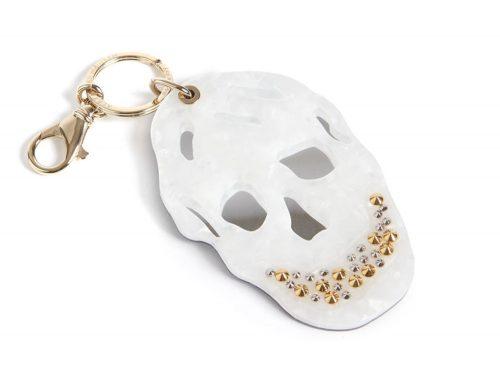 alexander-mcqueen-mirrored-studded-skull-keychain
