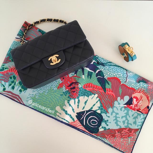 tPF Member: Alice26 Bag: Chanel Rectangular Mini Flap Bag