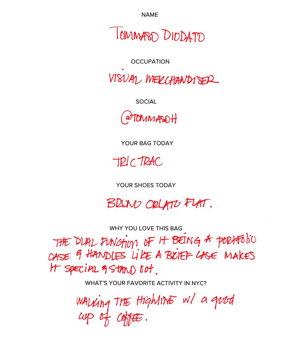 CL: Tommaso Diodato