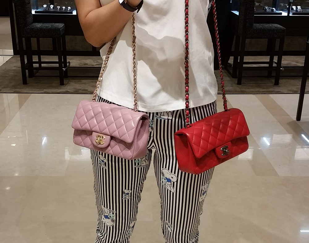 6d7c16312c9e Itty-Bitty Chanel Mini Bags Have Captured the Hearts of Our ...