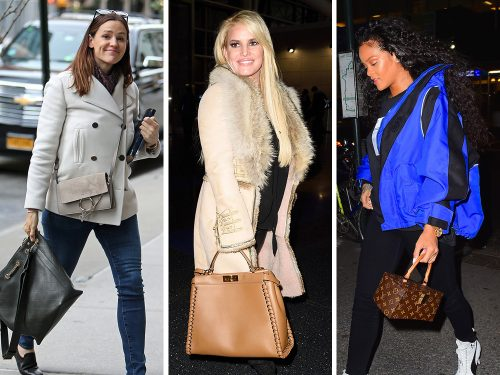 Celebs Carry Louis Vuitton, Fendi and Chanel to See Leo DiCaprio, Derek Jeter and JFK (the Airport)