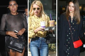 Mini Bags and High-Waisted Jeans Dominated Celeb Tastes Last Week