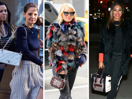 Last Week, Celebs Flaunted Fab New Bags from Burberry, Gabriela Hearst, Dior and More