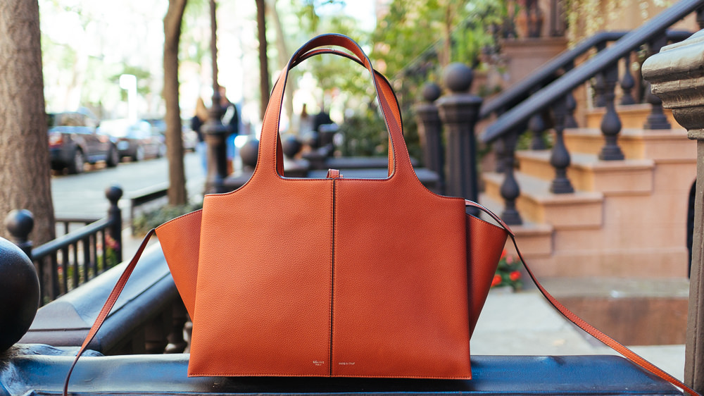 Introducing the Céline Trifold Bag - PurseBlog e5e9c3997e93d