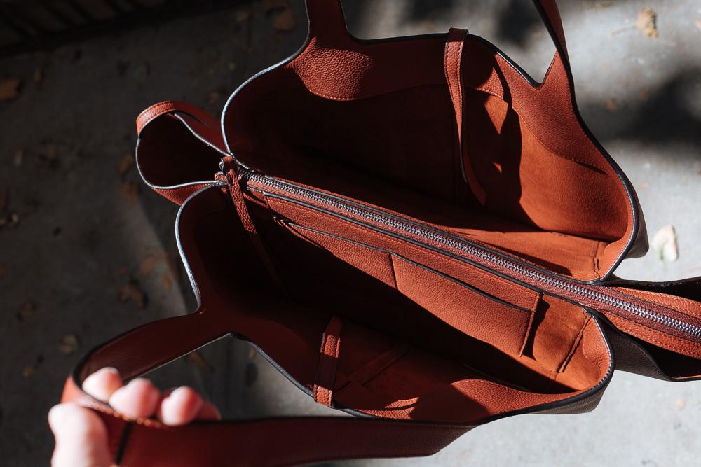 Introducing The C 233 Line Trifold Bag Purseblog