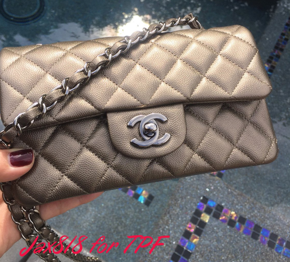 d14df4c509de Chanel Classic Mini Flap Bag Purseforum | Stanford Center for ...