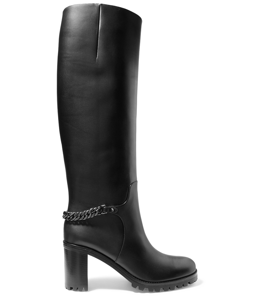 christian-louboutin-napeleo-70-chain-trimmed-leather-knee-boots