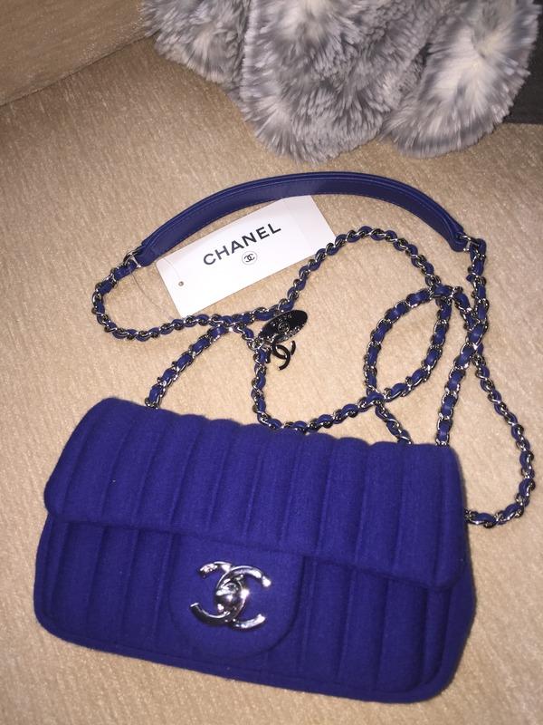 tPF Member: Cover_grl  Bag: Chanel Rectangular Mini Flap Crossbody Bag