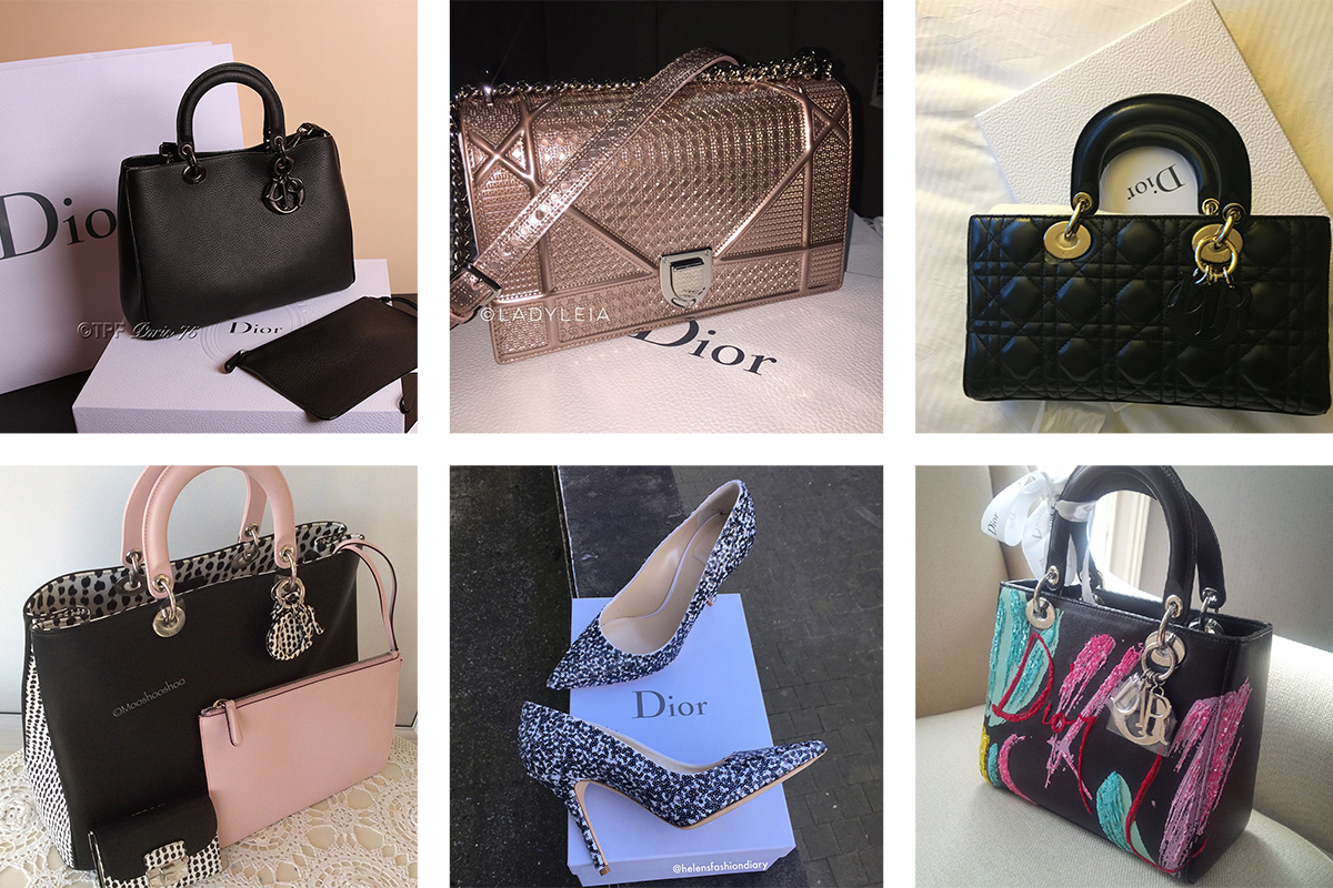 Our Purseforum Members Reveal Latest Dior Purchases Purse 138dfe4f3b467