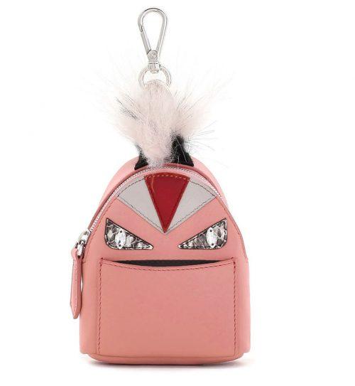 fendi-monster-genuine-fox-fur-trim-backpack-bag-charm